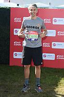 George Lamb<br /> at the start of the 2018 London Marathon, Greenwich, London<br /> <br /> ©Ash Knotek  D3397  22/04/2018