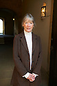 Anne Tyler Pulitzer Prize winning author and writer  at The Oxford Literary Festival at Christchurch College Oxford  . Her new novel The Beginner's Goodbye is published in April. Credit Geraint Lewis