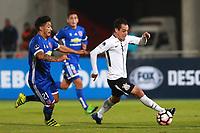 Futbol 2017 Sudamericana UChile vs Corinthians