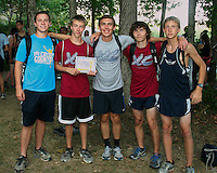 The Francis Howell Cental Varsity boys totaled 118 points to take 3rd in the season opening Fleet Feet XC Kickoff Meet at Quail Ridge Park in Wentzville.