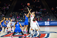 20180217 Womens Basketball vs UNC Asheville