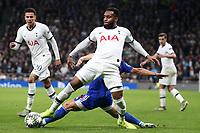 Danny Rose of Tottenham Hotspur  during Tottenham Hotspur vs Olympiacos FC, UEFA Champions League Football at Tottenham Hotspur Stadium on 26th November 2019