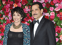 NEW YORK, NY - JUNE 10: Tony Shalhoub attends the 72nd Annual Tony Awards at Radio City Music Hall on June 10, 2018 in New York City.  <br /> CAP/MPI/JP<br /> &copy;JP/MPI/Capital Pictures