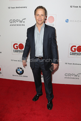 Los Angeles, CA - NOVEMBER 05: Chad Lowe at The 10th Annual GO Campaign Gala in Los Angeles At Manuela, California on November 05, 2016. Credit: Faye Sadou/MediaPunch