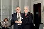 Senator John Warner, Capitol Hill. Professional Image Photography by John Drew.