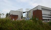 A general view of Ewood Park, home of Blackburn Rovers<br /> <br /> Photographer Kevin Barnes/CameraSport<br /> <br /> The EFL Sky Bet Championship - Blackburn Rovers v Millwall - Saturday September 14th 2019 - Ewood Park - Blackburn<br /> <br /> World Copyright © 2019 CameraSport. All rights reserved. 43 Linden Ave. Countesthorpe. Leicester. England. LE8 5PG - Tel: +44 (0) 116 277 4147 - admin@camerasport.com - www.camerasport.com