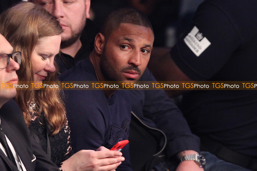 Kell Brook during a Boxing Show at the SSE Arena, Wembley on 15th July 2017