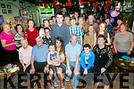 Shauna Moriarty celebrates her 21st birthday with family and friends at Turners Bar on Saturday