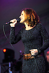 Alison moyet performs on stage at the  Cornbury Festival the  Great Tew Park Oxfordshire  United Kingdom on June 29, 2012