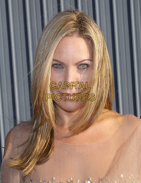 CASSANDRA MANN .An Evening Of Innovation And Inspiration In The Forbidden City held At The Santa Monica Airport, Santa Monica, California , USA, .11th October 2009..portrait headshot see through sheer mesh flesh.CAP/ADM/KB.©Kevan Brooks/AdMedia/Capital Pictures.