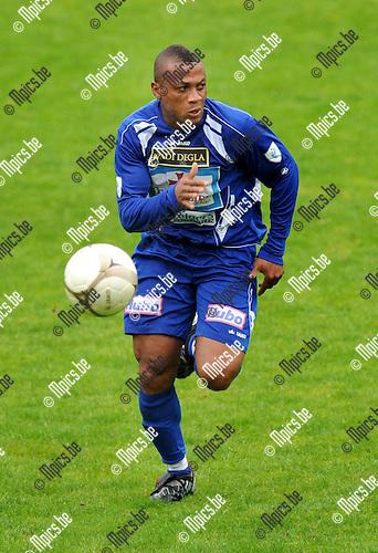 2011-07-16 / Voetbal / seizoen 2011-2012 / KV Turnhout / Abdul Arouna..Foto: mpics