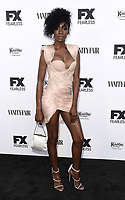 LOS ANGELES - SEPTEMBER 21: Angelica Ross attends the FX Networks & Vanity Fair Pre-Emmy Party at Craft LA on September 21, 2019 in Los Angeles, California. (Photo by Scott Kirkland/FX/PictureGroup)