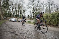 Leah Thorvilson (USA/Canyon-Sram)<br /> <br /> women's race<br /> GP Le Samyn 2017