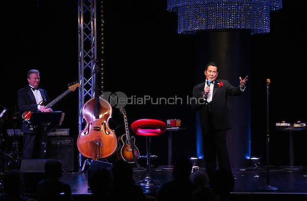 LAS VEGAS, NV - May 11, 2016: ***HOUSE COVERAGE*** Wayne Newton pictured performing at his residency show 'Wayne Newton: Up Close and Personal' at the Windows Showroom at Bally's Las Vegas in Las vegas, NV on May 11, 2016. Credit: Erik Kabik Photography/ MediaPunch