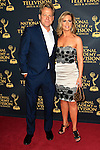 LOS ANGELES - APR 24: Kin Shriner, Martha Byrne at The 42nd Daytime Creative Arts Emmy Awards Gala at the Universal Hilton Hotel on April 24, 2015 in Los Angeles, California