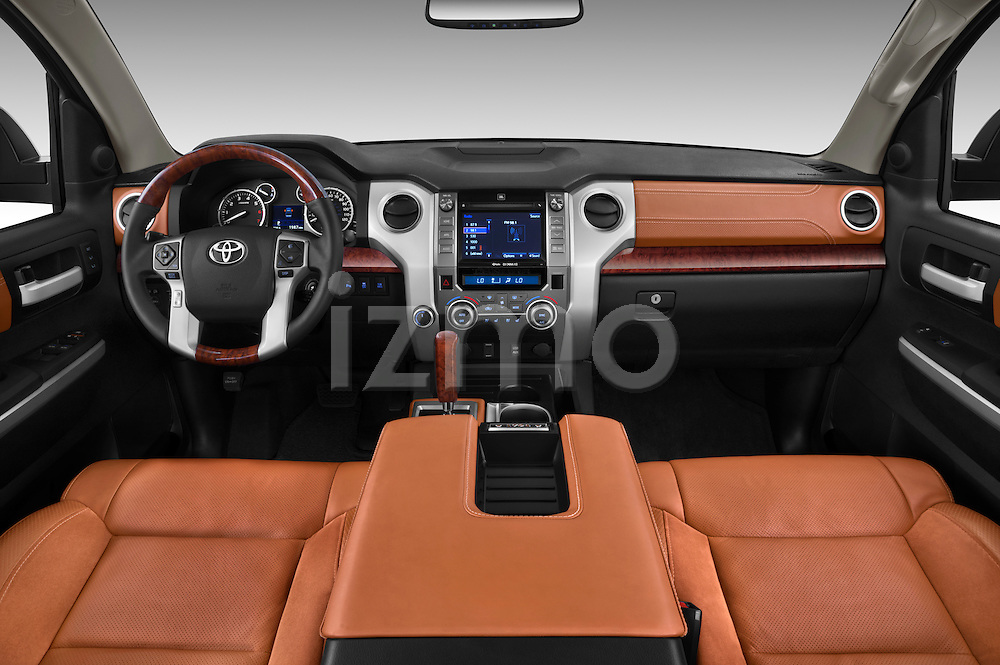 Toyota Tundra 1794 Edition Crew Max 4x4 Limited Stock Photo