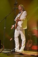 BRASÍLIA, DF, 23.03.2017 – ROGER HUDGSON-DF – O lendário cantor Roger Hudgson durante show no NET Live, no Setor de Clubes Norte em Brasília, na noite desta quinta-feira, 23. (Foto: Ricardo Botelho/Brazil Photo Press)