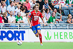 Stockholm 2014-07-20 Fotboll Superettan Hammarby IF - &Ouml;sters IF :  <br /> &Ouml;sters  Joakim Lindner <br /> (Foto: Kenta J&ouml;nsson) Nyckelord:  Superettan Tele2 Arena Hammarby HIF Bajen &Ouml;ster &Ouml;IF portr&auml;tt portrait