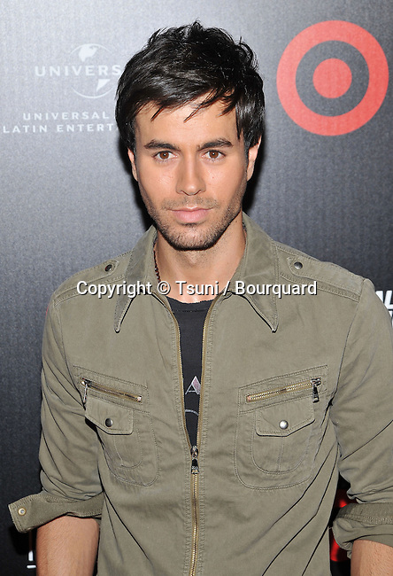05_ Enrique Iglesias _05.jpg<br /> Enrique Iglesias Release of EUPHORIA at My HOUSE Club in Los Angeles.
