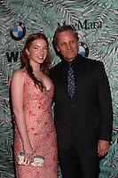 Annalise Basso, Viggo Mortensen<br /> at the 10th Annual Women in Film Pre-Oscar Cocktail Party, Nightingale Plaza, Los Angeles, CA 02-24-17<br /> David Edwards/DailyCeleb.com 818-249-4998
