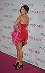 LOS ANGELES, CA. - November 14: Elizabeth Hendrickson arrives at the MOCA NEW 30th anniversary gala held at MOCA on November 14, 2009 in Los Angeles, California.