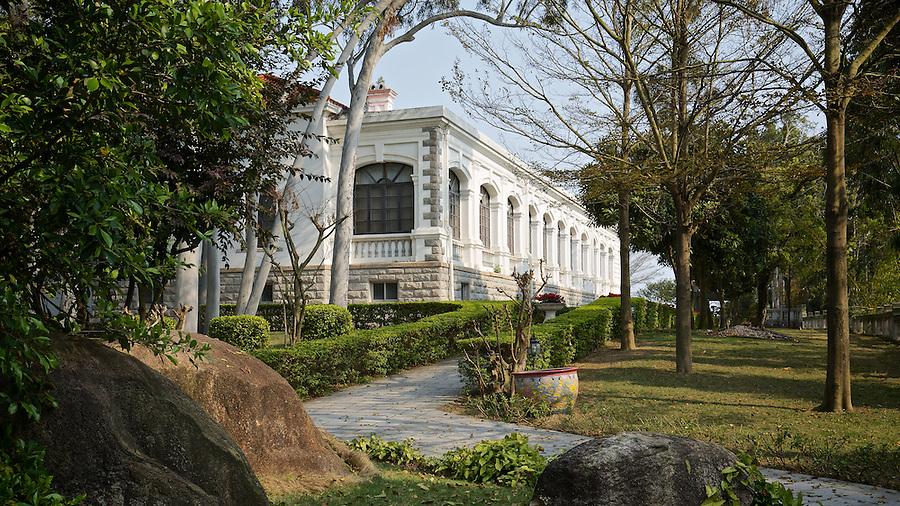 British Consular Residence (built in 1847), Gulangyu, Xiamen (Amoy).