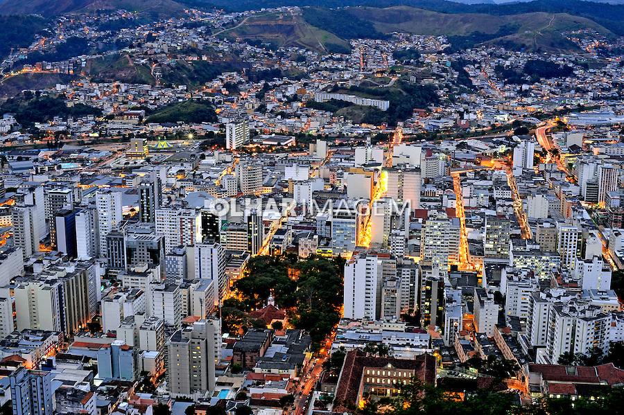 Cidade de Juiz de Fora. Minas Gerais. 2009. Foto de Ricardo Azoury.