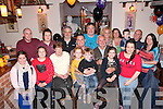 40th Birthday : Kevin Beasley, Listowel celebrating his 40th birthday with family & friends at Casa Mia's Restaurant, Listowel on Saturday night last.