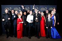 PASADENA - May 5: After Forever in the press room at the 46th Daytime Emmy Awards Gala at the Pasadena Civic Center on May 5, 2019 in Pasadena, California