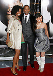 """WESTWOOD, CA. - December 16: Actress Vanessa Williams, Actor Will smith and Actress Yennifer Behrens arrive at the Los Angeles premiere of """"Seven Pounds"""" at Mann's Village Theater on December 16, 2008 in Los Angeles, California."""