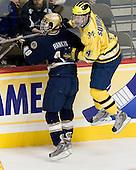 080410 - Frozen Four Semi-final - Michigan vs. Notre Dame