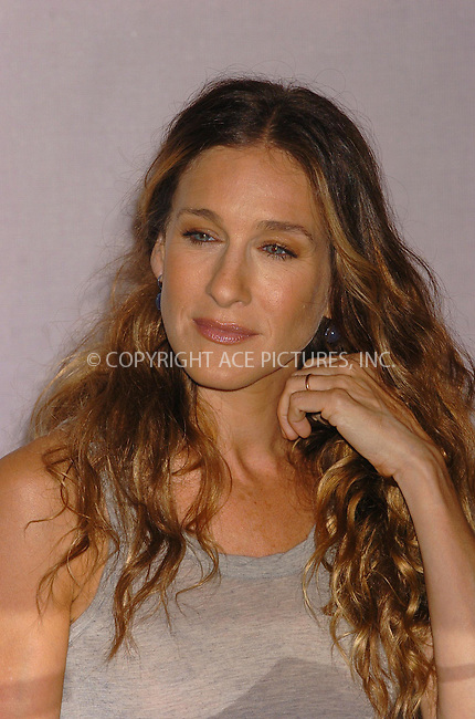 WWW.ACEPIXS.COM . . . . .  ....September 8, 2006, New York City. ....Sarah Jessica Parker launches new fragance 'Lovely' at Lord & Taylor store.....Please byline: AJ Sokalner - ACEPIXS.COM..... *** ***..Ace Pictures, Inc:  ..(212) 243-8787 or (646) 769 0430..e-mail: info@acepixs.com..web: http://www.acepixs.com