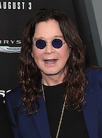 HOLLYWOOD, CA - AUGUST 01: Ozzy Osbourne at the premiere of Columbia Pictures' 'Total Recall' held at Grauman's Chinese Theatre on August 1, 2012 in Hollywood, California Credit: mpi21/MediaPunch Inc. /NortePhoto.com<br />