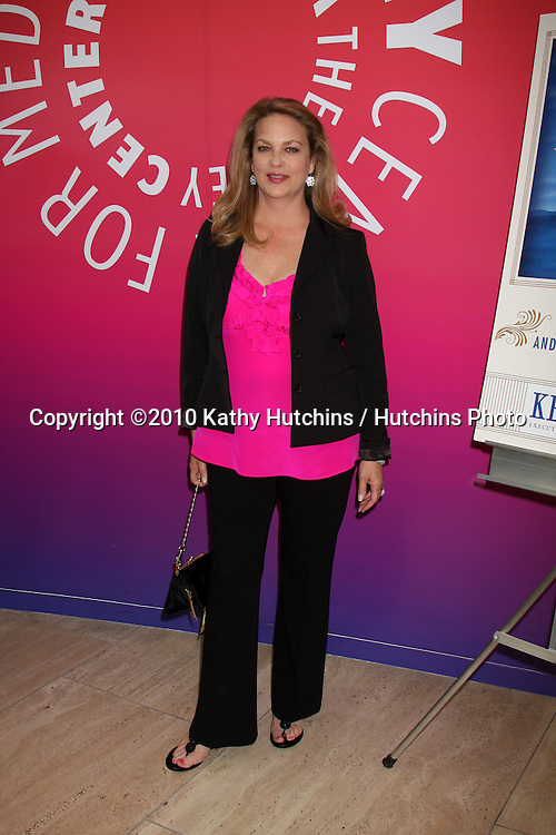 Leanne Hunley.arriving at the Ken Corday Days of Our Lives Book Launch Party.Paley Center for Media.Beverly Hills, CA.April 29, 2010.©2010 Kathy Hutchins / Hutchins Photo...