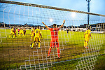 Hayes &amp; Yeading Utd 2<br /> Eastbourne Borough 2, 29/11/2015. York Road, FA Trophy, 1st round. Photo by Simon Gill