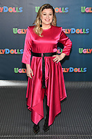 13 April 2019 - Beverly Hills, California - Kelly Clarkson. &quot;UglyDolls&quot; Los Angeles Photo Call held at The Four Seasons Hotel.  <br /> CAP/ADM/BB<br /> &copy;BB/ADM/Capital Pictures