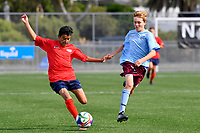 Football National Age Group Tournament at Petone Memorial Park, Lower Hutt, New Zealand on Thursday 14 December 2017. <br /> Photo by Masanori Udagawa. <br /> www.photowellington.photoshelter.com