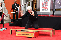 07 January 2019 - Hollywood, California - Sam Elliott . Sam Elliott Hand And Footprint Ceremony held at TCL Chinese Theatre. <br /> CAP/ADM/BT<br /> &copy;BT/ADM/Capital Pictures