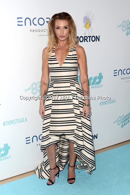 LOS ANGELES - APR 18:  Eden Sassoon at the Thirst Gala 2017 at Beverly Hilton Hotel on April 18, 2017 in Beverly Hills, CA
