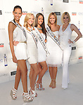 Miss Universe,Miss Usa,Miss California,Shanna Moakler at The White Party presented by P-Diddy ,Ashton Kutcher & Malaria No More held at  private Estate in Cold Water Canyon, California on July 04,2009                                                                   Copyright 2009 Debbie VanStory / RockinExposures