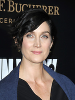 www.acepixs.com<br /> <br /> January 30 2017, LA<br /> <br /> Carrie-Ann Moss arriving at the premiere of 'John Wick: Chapter Two' on January 30, 2017 in Hollywood, California.<br /> <br /> By Line: Peter West/ACE Pictures<br /> <br /> <br /> ACE Pictures Inc<br /> Tel: 6467670430<br /> Email: info@acepixs.com<br /> www.acepixs.com