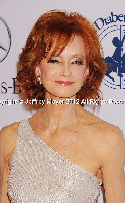 BEVERLY HILLS, CA - OCTOBER 20: Swoosie Kurtz arrives at the 26th Anniversary Carousel Of Hope Ball presented by Mercedes-Benz at The Beverly Hilton Hotel on October 20, 2012 in Beverly Hills, California.