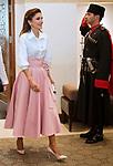 Queen Rania & King Abdullah Welcome Austrian President