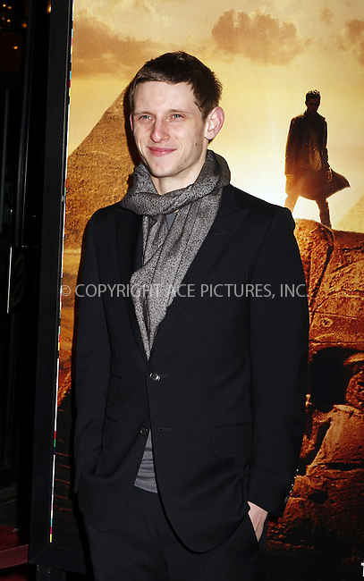 WWW.ACEPIXS.COM . . . . . ....February 11 2008, New York City....Actror Jamie Bell arriving at the 'Jumper' premiere at the Ziegfeld Theater in New York City. ....Please byline: AJ Sokalner - ACEPIXS.COM..... *** ***..Ace Pictures, Inc:  ..te: (646) 769 0430..e-mail: info@acepixs.com..web: http://www.acepixs.com