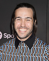 LOS ANGELES, CA - FEBRUARY 07: Pete Wentz attends Spotify's Best New Artist Party at the Hammer Museum on February 07, 2019 in Los Angeles, California.<br /> CAP/ROT/TM<br /> ©TM/ROT/Capital Pictures