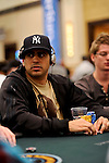 Poker pro Amnon Filippi is close the the chip lead at the end of Day 1A of the 2010 PCA Main Event