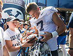Hannemann, Micah 17FTB Prac 8-17 798<br /> <br /> 17FTB Prac 8-17<br /> <br /> BYU Football Fall Camp<br /> <br /> August 17, 2017<br /> <br /> Photo by Jaren Wilkey/BYU<br /> <br /> &copy; BYU PHOTO 2017<br /> All Rights Reserved<br /> photo@byu.edu  (801)422-7322