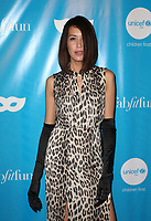 LOS ANGELES, CA - OCTOBER 27:  Rochelle Brodin, at UNICEF Next Generation Masquerade Ball Los Angeles 2017 At Clifton's Republic in Los Angeles, California on October 27, 2017. Credit: Faye Sadou/MediaPunch /NortePhoto.com
