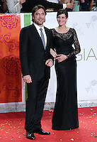 Javier Bardem, Julia Roberts<br /> Eat, Pray, Love    Red Carpet<br /> Rome, 16 September 2010<br /> Photo Serena Cremaschi Insidefoto
