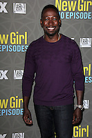 """Lamorne Morris<br /> at the """"New Girl"""" 100th Episode Party, W Hotel, Westwood, CA 03-02-16<br /> David Edwards/DailyCeleb.Com 818-249-4998"""